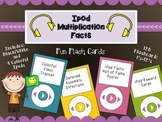 iPod Multiplication Fact Flash Cards- A fun way to learn M