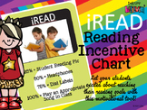 iPod Reading Incentive Chart