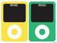 iPod Reading Incentive Chart