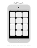 iPod template