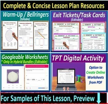 Classification of Matter: iPractice (Interactive PPT Worksheet for Test Prep)