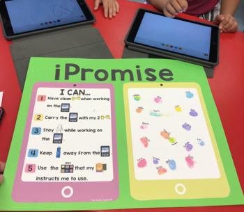 iPromise iPad Poster
