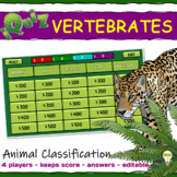 iQuiz - Classification of Animals: Vertebrates Game Distan