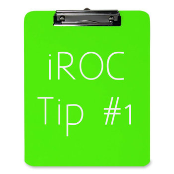iROC Tips for using ANY type of Reward Chart and Student Contracts