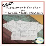 1st Grade iReady Math Data Tracker