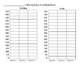 iReady Data Tracking Sheet