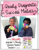 iReady Diagnostic Success Medals