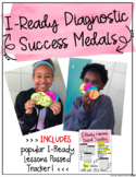 iReady Diagnostic Success Medals