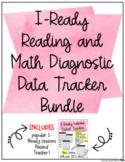 iReady Reading/Math Diagnostic/Goal Setting BUNDLE (NEW Growth Model)