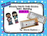 iReady Math First Grade Unit 6:  Shapes Dab Book