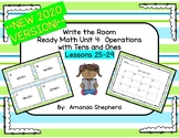 iReady Math First Grade Write the Room Unit 4