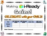 iReady Parent and/or Student Data Chat Form