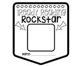 iReady Reading Rockstar Banner - Usage Incentive
