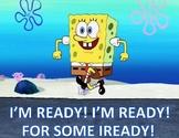iReady Spongebob Poster