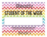 iReady Student of the Week