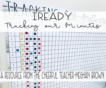 iReady: Tracking our Minutes (Farmhouse Decor)