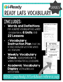 iReady Vocabulary - Ready LAFS 5th Grade