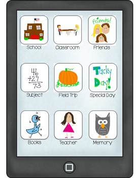 iRemember, an iMemory book for the end of the school year!