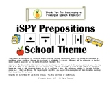 iSPY Speech Pronoun School
