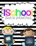 iSchool: Back to School Pack