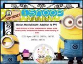 iSnoop: Minion Mental Math Addition to 999