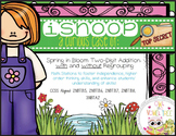 iSnoop: Spring in Bloom Double Digit Addition with Regroup