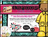 iSnoop: Spring in Bloom Double Digit Subtraction with Regr