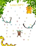 iSpy Phonics - Alphabet and Sight Word Game Freebie