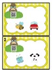 iSpy Rhyming Words QR Code Activity