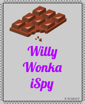 iSpy Willy Wonka Characters