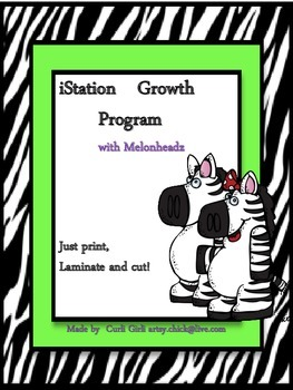 iStation Growth Program - Melonheadz Animals