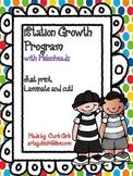 iStation Growth Program - Rainbow Theme