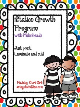 iStation Growth Program - Rainbow Theme