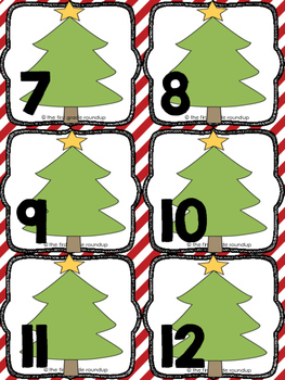 iTeach Tots: Christmas FREEBIE