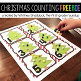 Christmas Counting FREEBIE