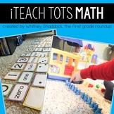 Homeschool Preschool Math Curriculum DISTANCE LEARNING