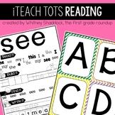 Homeschool Preschool Reading Curriculum DISTANCE LEARNING