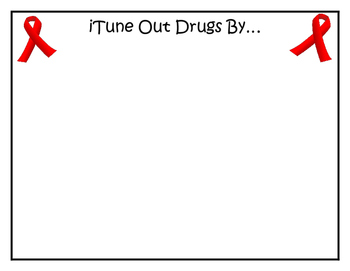 iTune Out Drugs