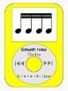 iTune into Music- A Colorful Rhythm Bulletin Board Idea