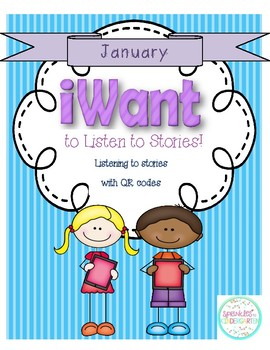 iWant to Listen to Stories: January