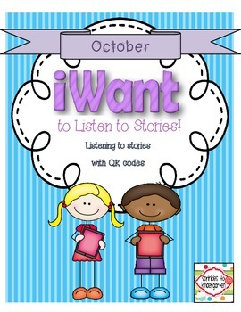 iWant to Listen to Stories:  October