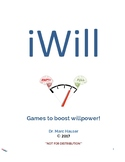 iWill Game Kit: Games to help children strengthen self-control