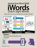 iWords - Dolch Sight Words {High Frequency} (Aligns with C