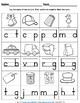 iWorksheets Short 'a' Vowel Sound Worksheets