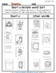 iWorksheets Short 'o' Vowel Sound Worksheets