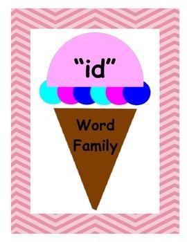 id Word Family