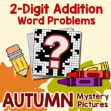 Fall 2 - Digit Addition Word Problems