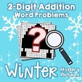 Winter 2-Digit Addition Word Problems