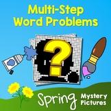 Spring Multi-Step Word Problems 2