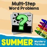 Summer Multi-Step Word Problems 3